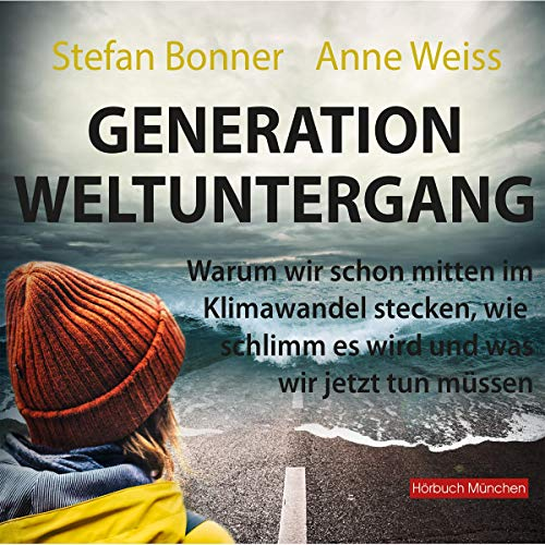 Generation Weltuntergang audiobook cover art