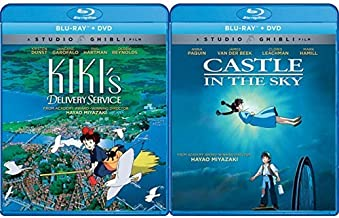 Shout! Factory Kiki's Delivery Service (Bluray/DVD Combo) [Blu-ray] with Castle in the Sky (Bluray/DVD Combo) [Blu-ray]