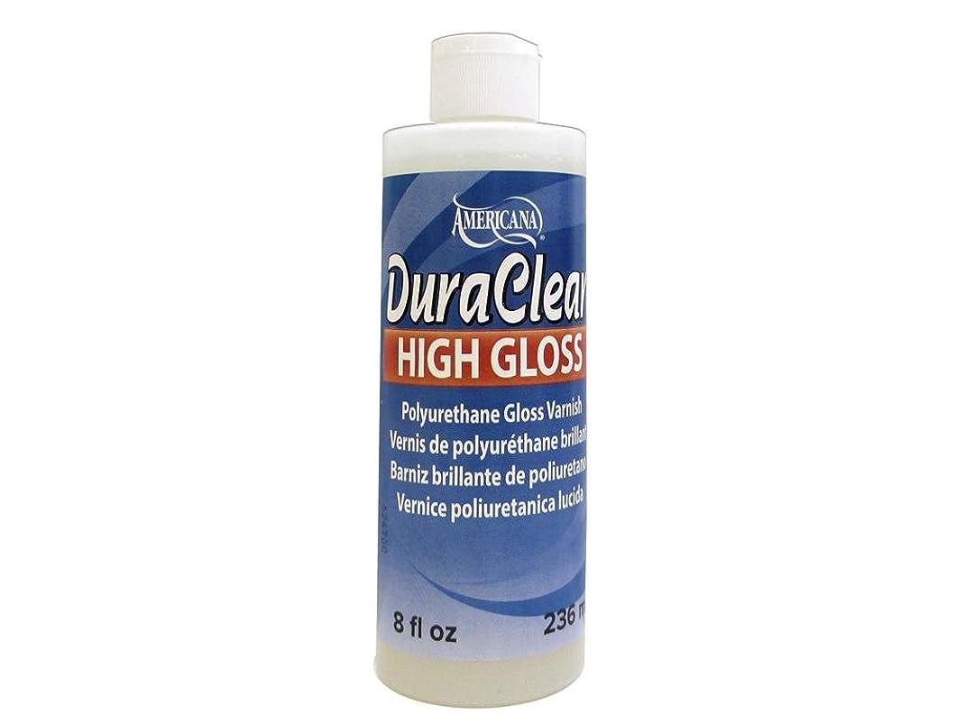 自信がある解決危険なDecoart Americana Duraclear Varnish 240ml High Gloss