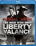 The Man Who Shot Liberty Valance [Blu-ray]