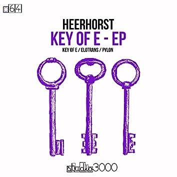 Key of E