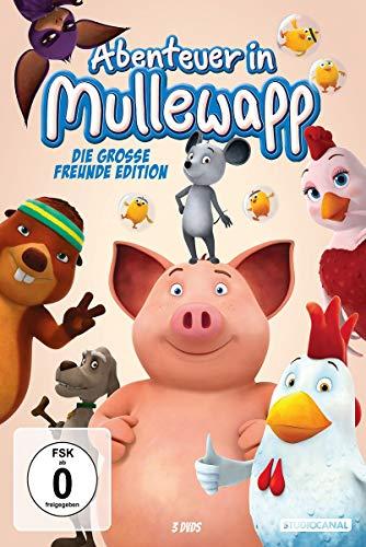 Abenteuer in Mullewapp - Die große Freunde Edition [3 DVDs]