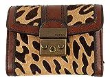 Fossil Vintage Re Issue II Flap Multifunction Cheetah