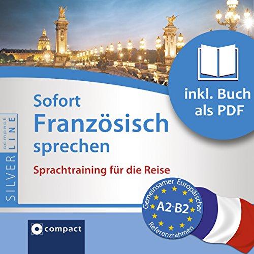 Sofort Französisch sprechen (Compact SilverLine Sofort Sprechen) cover art