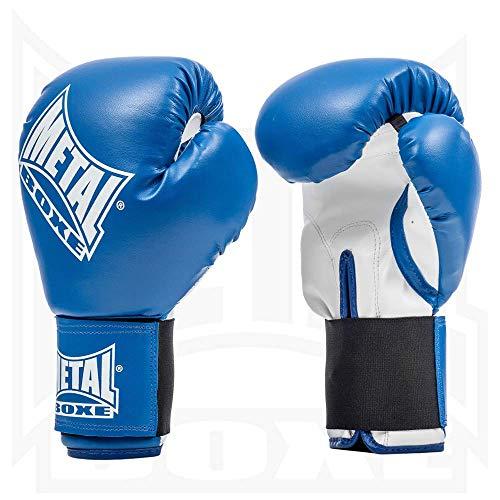 Metal Boxe PB480 - Guantes de boxeo, color azul - azul, tamaño 4 oz