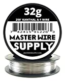 Kanthal A1 - 250' - 32 Gauge Resistance Wire