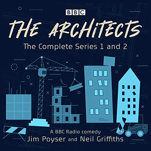 The Architects: The Complete Series 1 and 2 cover art