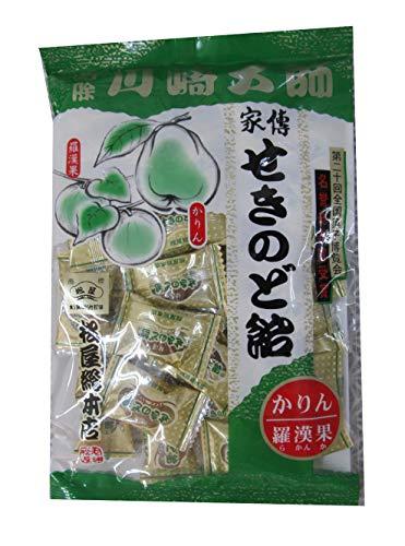 松屋総本店 家傳せきのど飴 180g