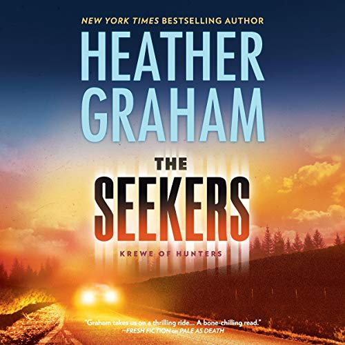 The Seekers audiobook cover art
