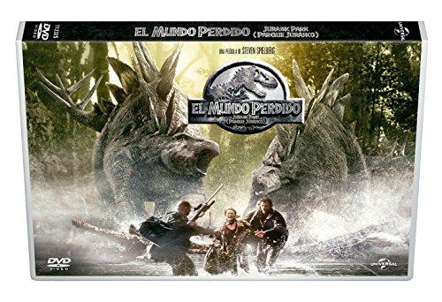 Parque Jurásico 2 - Edición Horizontal 2018 DVD
