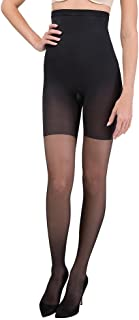 ASSETS Red Hot Label by SPANX Firm Control High-Waist Pantyhose Thin Leggings