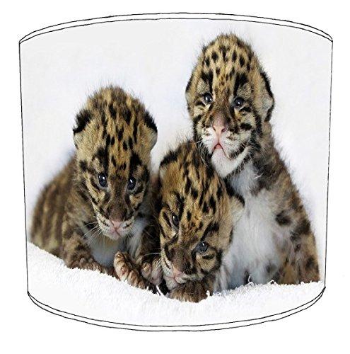 30cm three tijger cubs kinderen lampekaps Voor een tafellamp