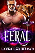 Feral: Paranormal Wolf Shifter Romance (Many Lives Book 3)