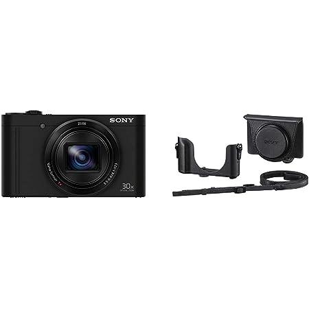 Sony Dsc Wx500 Kompaktkamera Jacket Schutzhülle Kamera