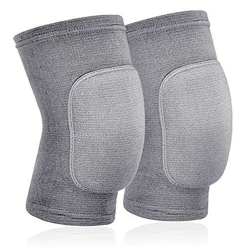 Volleyball Knee Pads for Dancers—Soft Breathable Knee Pads, Knee Guards for Men, Women, Kids Knees Protective,Knee Braces for Volleyball Football Dance Yoga Tennis Running Cycling Tennis Climbing