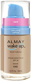 Almay Wake-Up Liquid Makeup, Neutral-040
