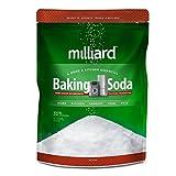 Milliard Sodium Bicarbonate USP (AKA Baking Soda/Bicarbonate of Soda) (19 Pound)