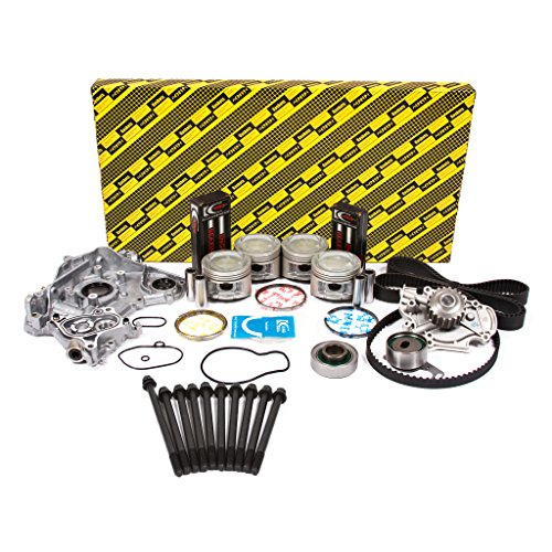 Evergreen OK4013M/2/2/2 Fits 94-97 Acura CL Honda Accord VTEC 2.2L SOHC 16V F22B1 Master Overhaul Engine Rebuild Kit