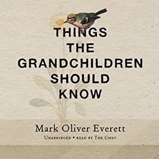 Things the Grandchildren Should Know cover art