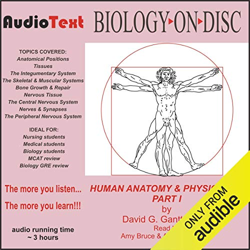 Human Anatomy & Physiology - Part 1 cover art