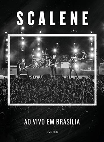 Scalene - Ao Vivo Em Brasilia - Kit