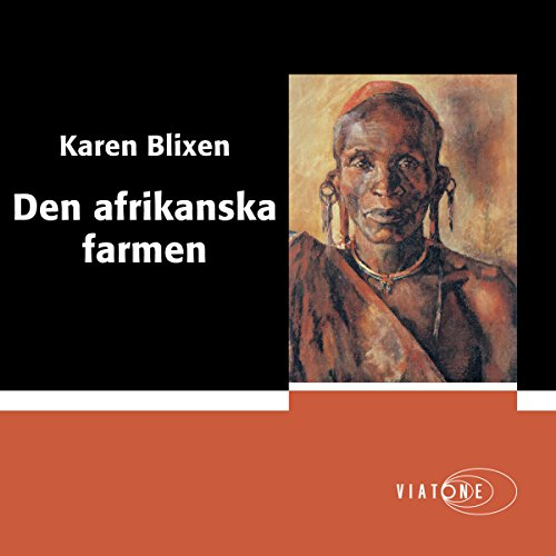 Den afrikanska farmen [The African Farm] audiobook cover art