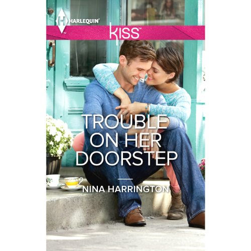 Trouble on Her Doorstep cover art