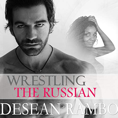 Wrestling the Russian audiobook cover art