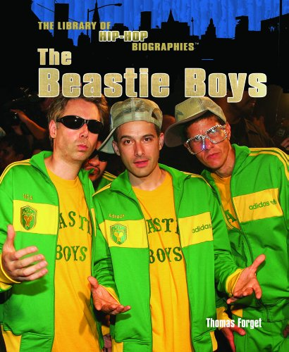 The Beastie Boys (The Library of Hip Hop Biographies)