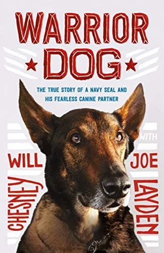 Warrior Dog Young Readers Edition The True Story of a Navy SEAL and His Fearless Canine Partner product image