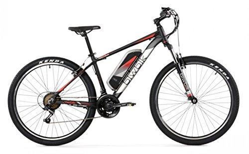 BIWBIK Bici ELETTRICA MOD. TOHAM Batteria 36V11AH