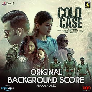 Cold Case (Original Background Score)