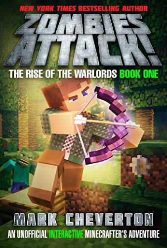 Compare Textbook Prices for Zombies Attack!: The Rise of the Warlords Book One: An Unofficial Interactive Minecrafter's Adventure  ISBN 9781510727373 by Cheverton, Mark