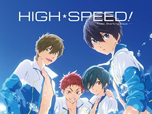 High Speed! -Free! Starting Days-