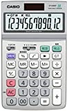 カシオ CASIO グリーン購入法適合電卓 12桁 時間・税計算 ジャストタイプ JF-120GT-N