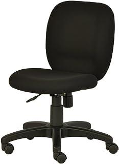 プラス デスクチェア オフィスチェア NEXIS C01 ブラック KC-NX61SL BK 601058
