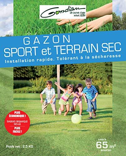 Gazon Sport&Terrain Sec2.5kg G