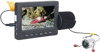 DMNSDD Buscador de Peces, Kit de cámara de Video de Pesca subacuática portátil, cámara LED de visión Nocturna 10PCS 175 Gr...