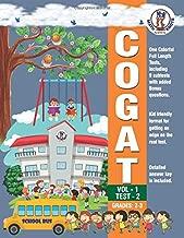 CogAT - Vol 1 -Test - 2: CogAT Form 7 VOL 1 TEST - 2