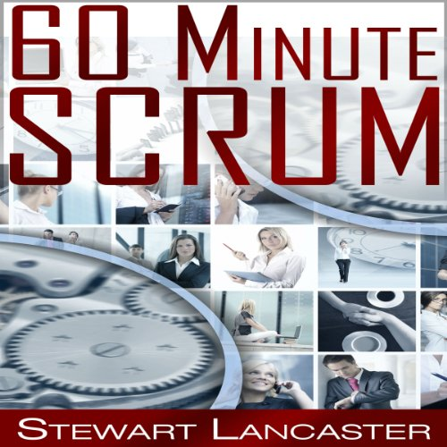 Couverture de 60 Minute: Scrum