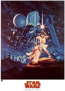 greg hildebrandt star wars poster