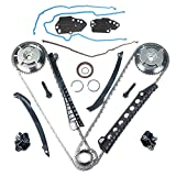 2006 Ford Freestyle Camshafts & Components - Engine Timing Chain Kit Cam Phaser Camshaft Drive Phaser Repair Kit 3R2Z-6A257-DA For 2004 2013 5.4L 3V 24 Valve Triton Ford Expedition, F-150, F-250, F-350 Super Duty, Lincoln Mark LT, Navigator