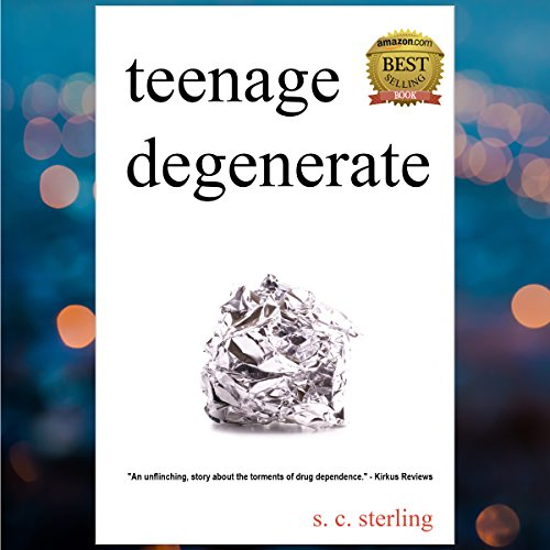 Teenage Degenerate audiobook cover art