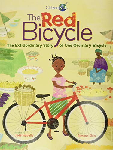The Red Bicycle: The Extraordinary Story of One...