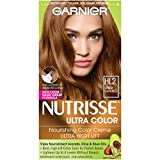 Garnier Nutrisse Ultra Color Nourishing Hair Color Creme, HL2 Warm Caramel (Packaging May Vary)