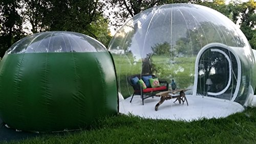 Double Bubble Glamping Camping Tent- American Made