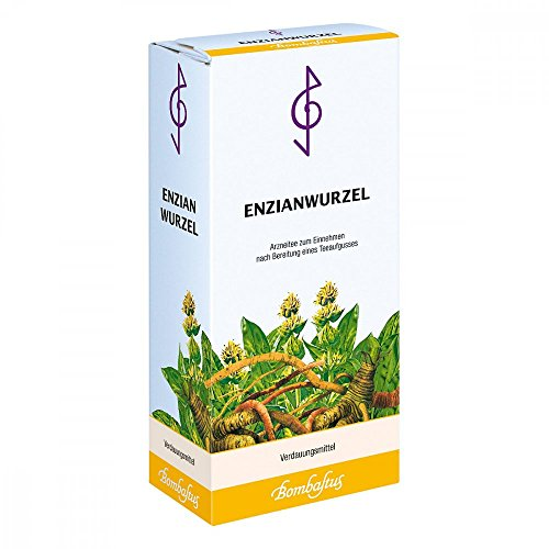 ENZIANWURZEL Tee 125 g