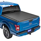 Tonno Pro Lo Roll, Soft Roll-up Truck Bed Tonneau Cover | LR-5030 | Fits 1995-2004 Toyota Tacoma w/o Ulity Track System 6' Bed (74.5')