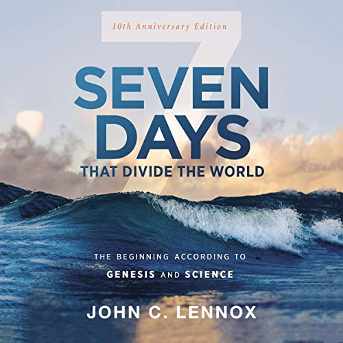 Seven Days That Divide the World, 10th Anniversary Edition cover art