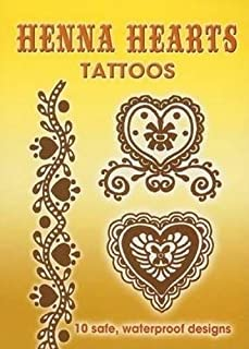 Henna Hearts Tattoos